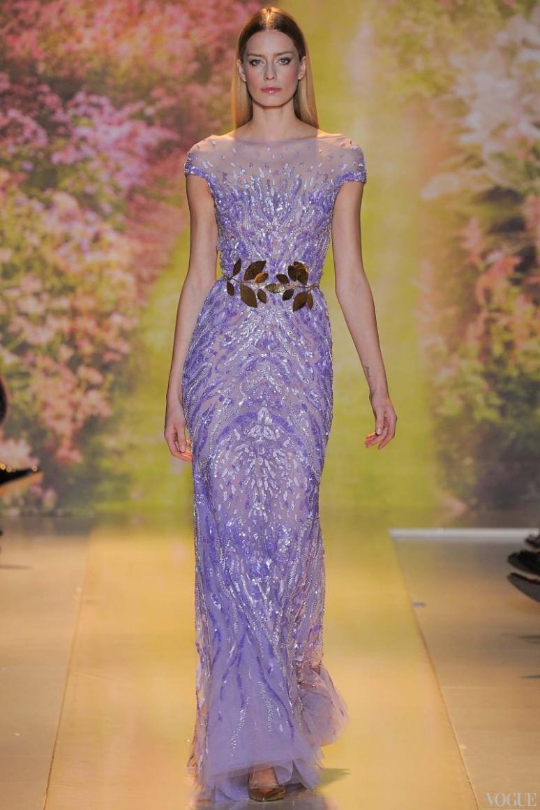 Zuhair Murad Couture весна-лето 2014 #4