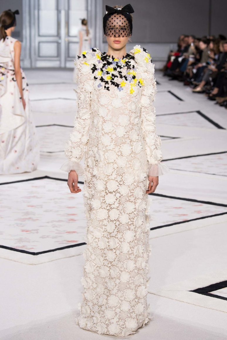Giambattista Valli Couture весна-лето 2015 #17