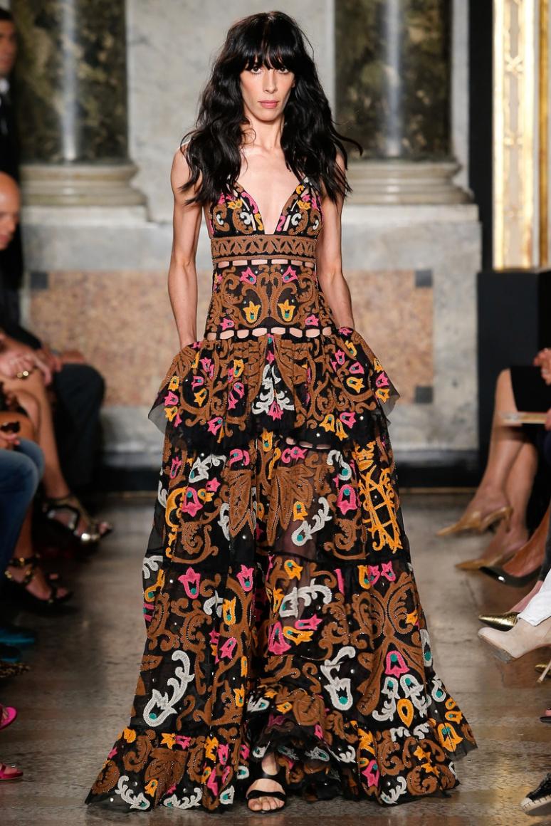 Emilio Pucci весна-лето 2015 #26