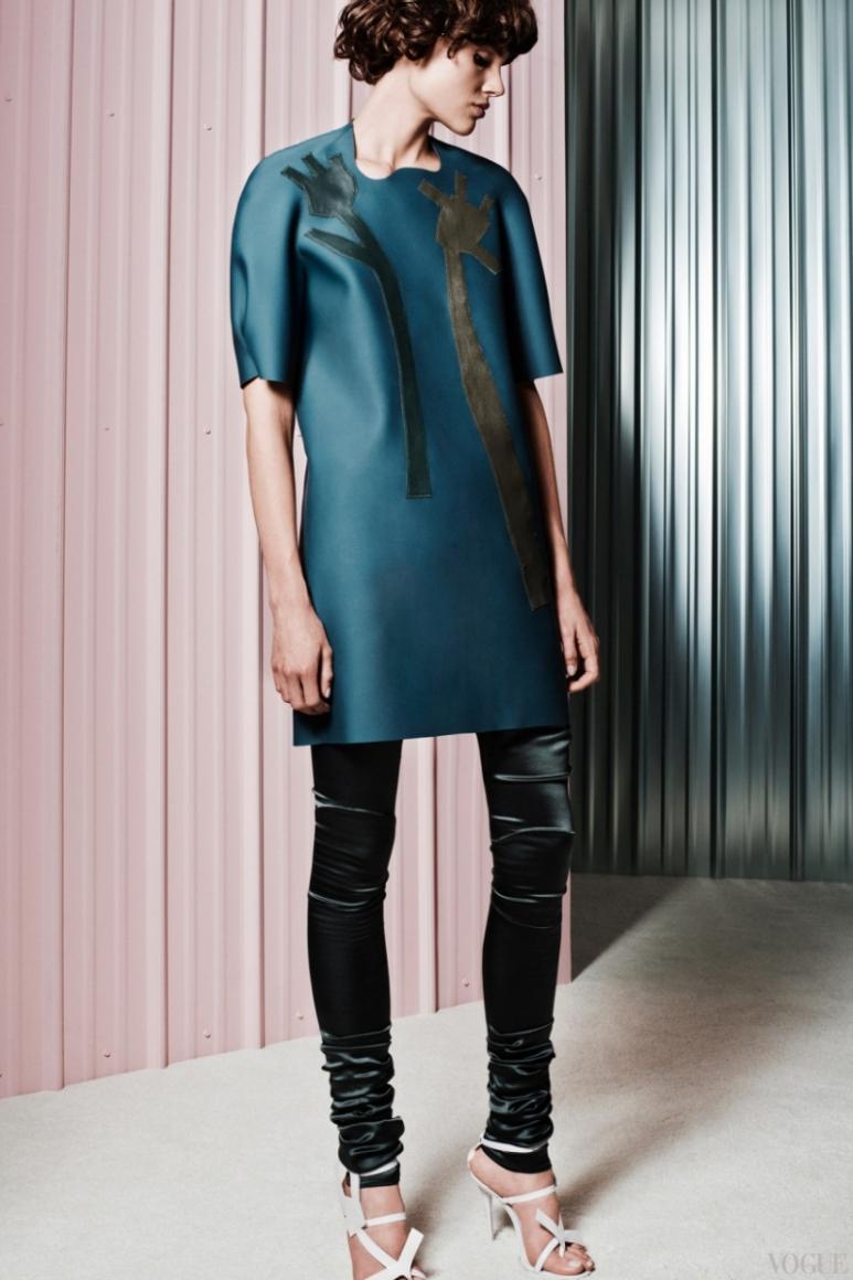 Acne Couture весна-лето 2013 #19