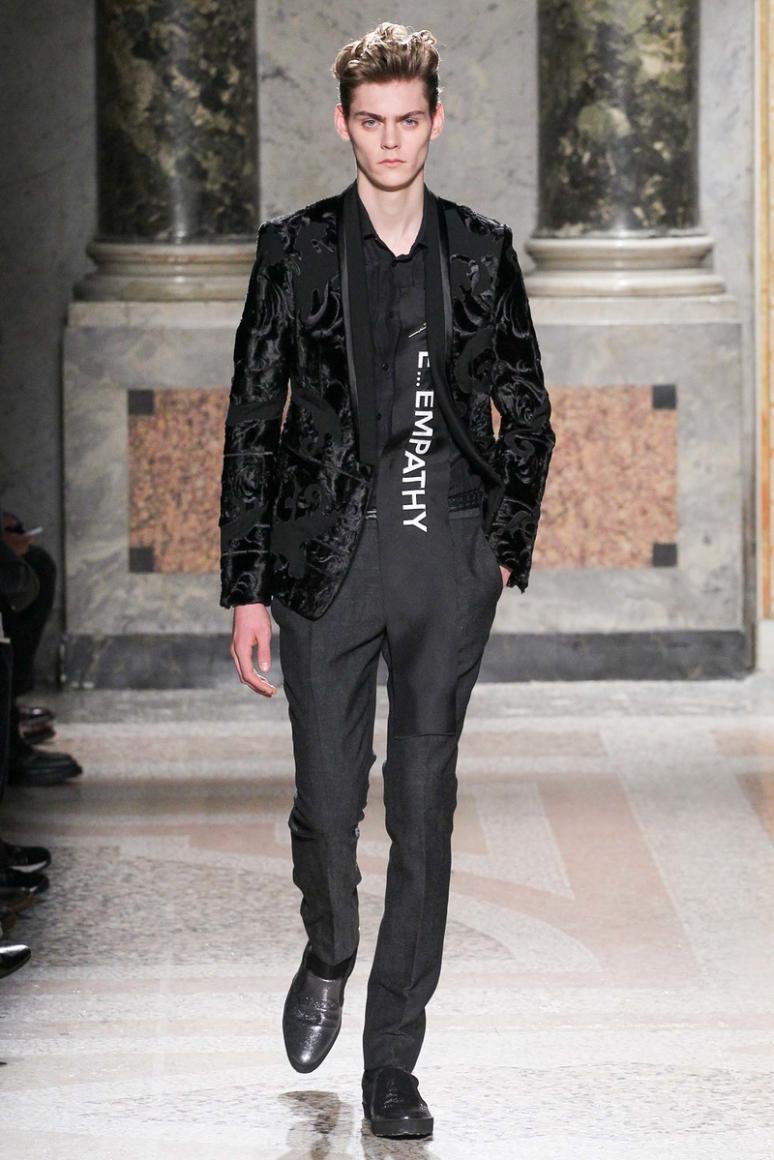 Roberto Cavalli Menswear осень-зима 2015/2016 #2