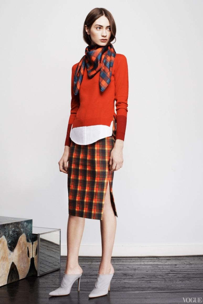 Altuzarra Couture весна-лето 2013 #12