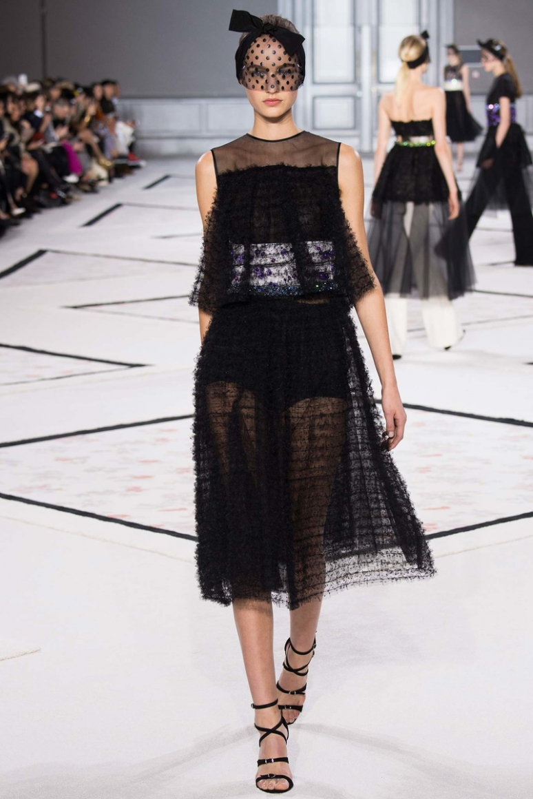 Giambattista Valli Couture весна-лето 2015 #43