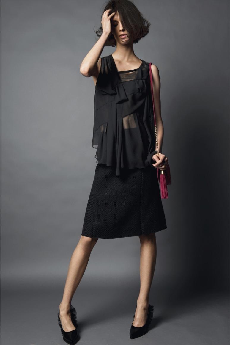 Nina Ricci Pre-Fall 2013 #18