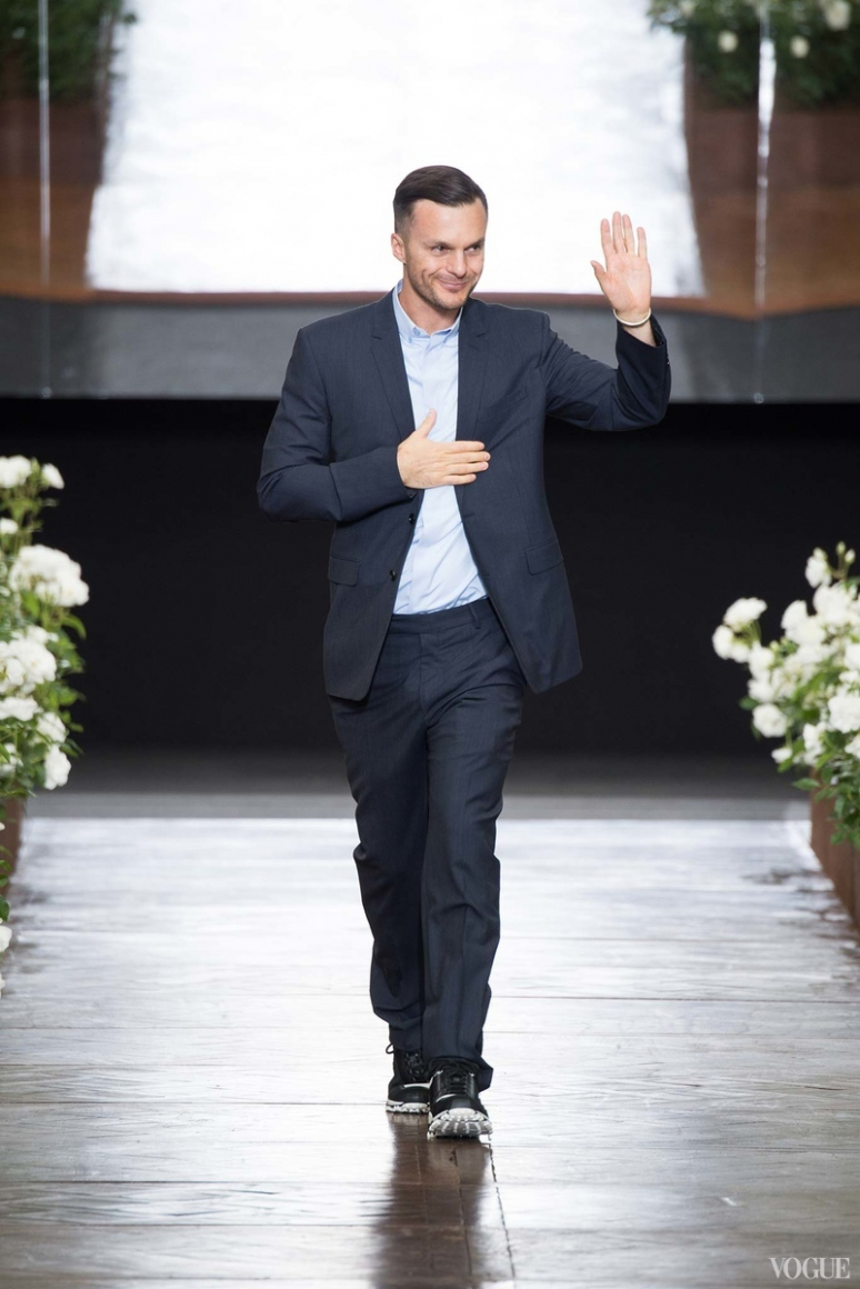 Dior Homme Menswear весна-лето 2016 #1