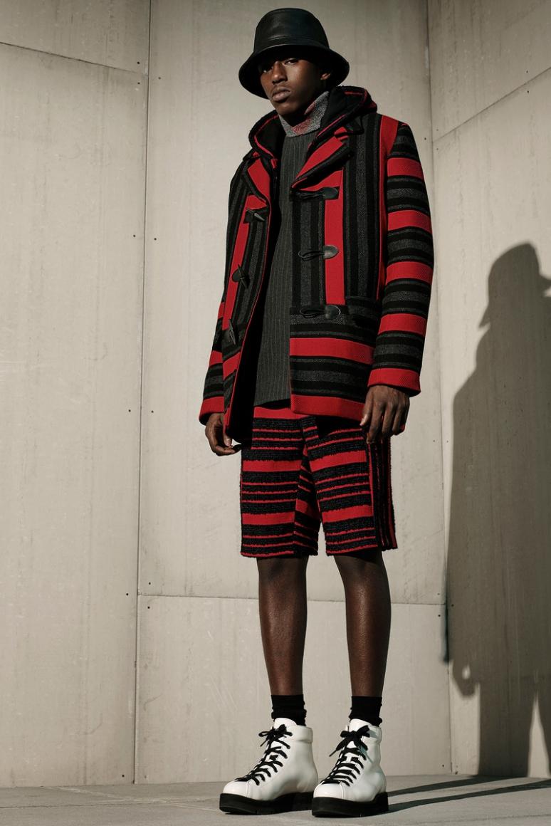 Alexander Wang Menswear осень-зима 2015/2016 #1