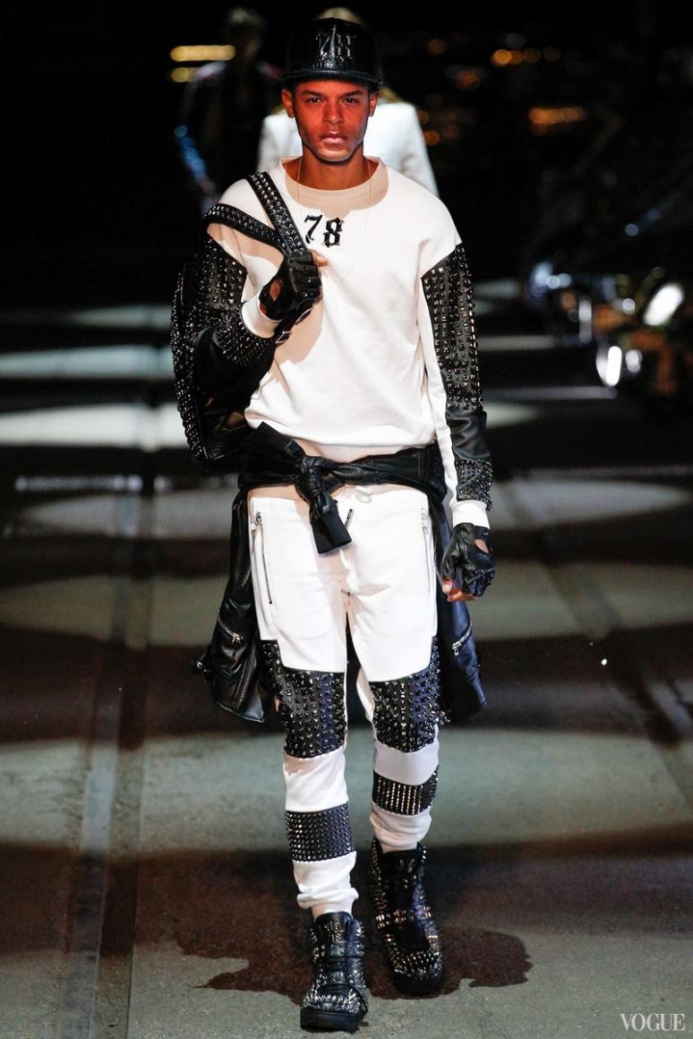 Philipp Plein Menswear весна-лето 2016 #47
