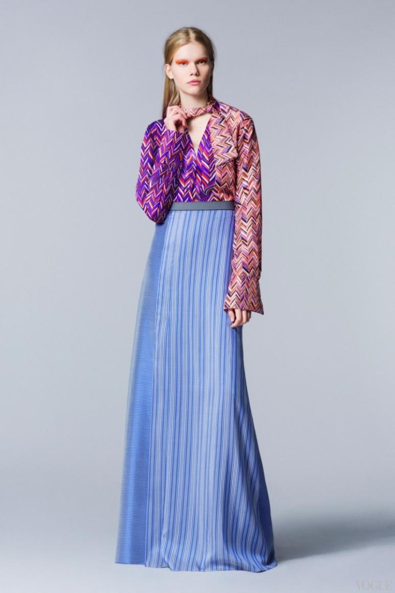 Roksanda Couture весна-лето 2013 #8