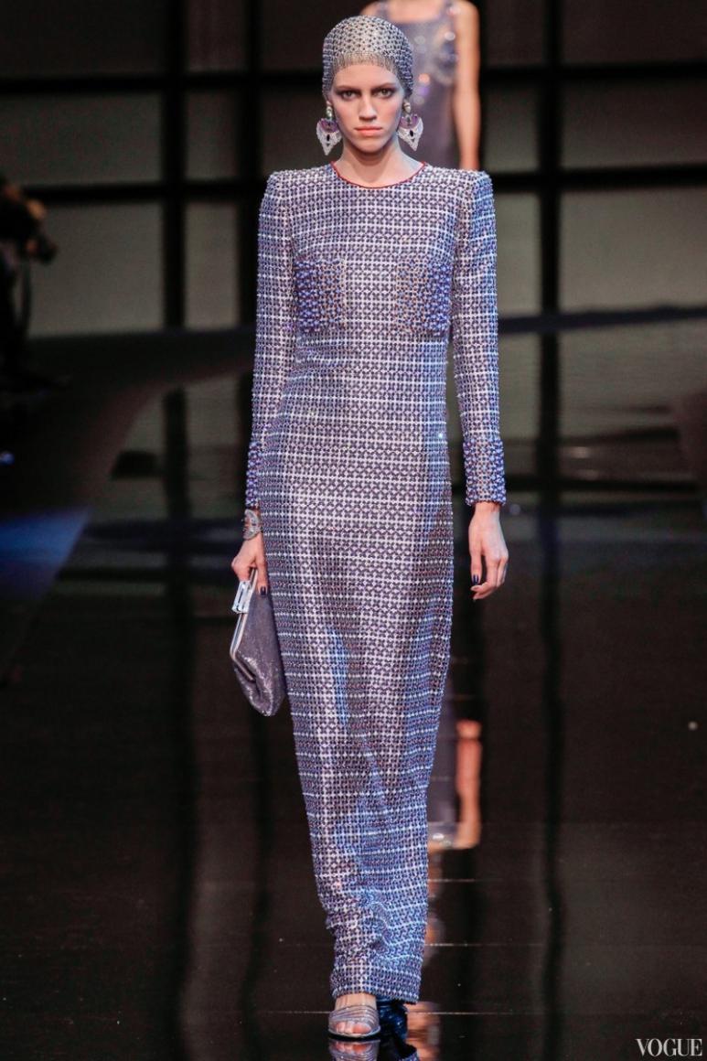 Armani Priv? Couture весна-лето 2014 #14