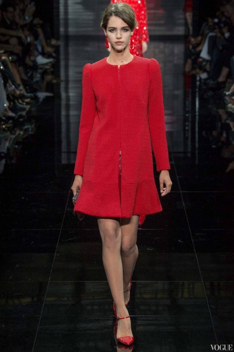 Armani Priv? Couture осень-зима 2014/2015 #21