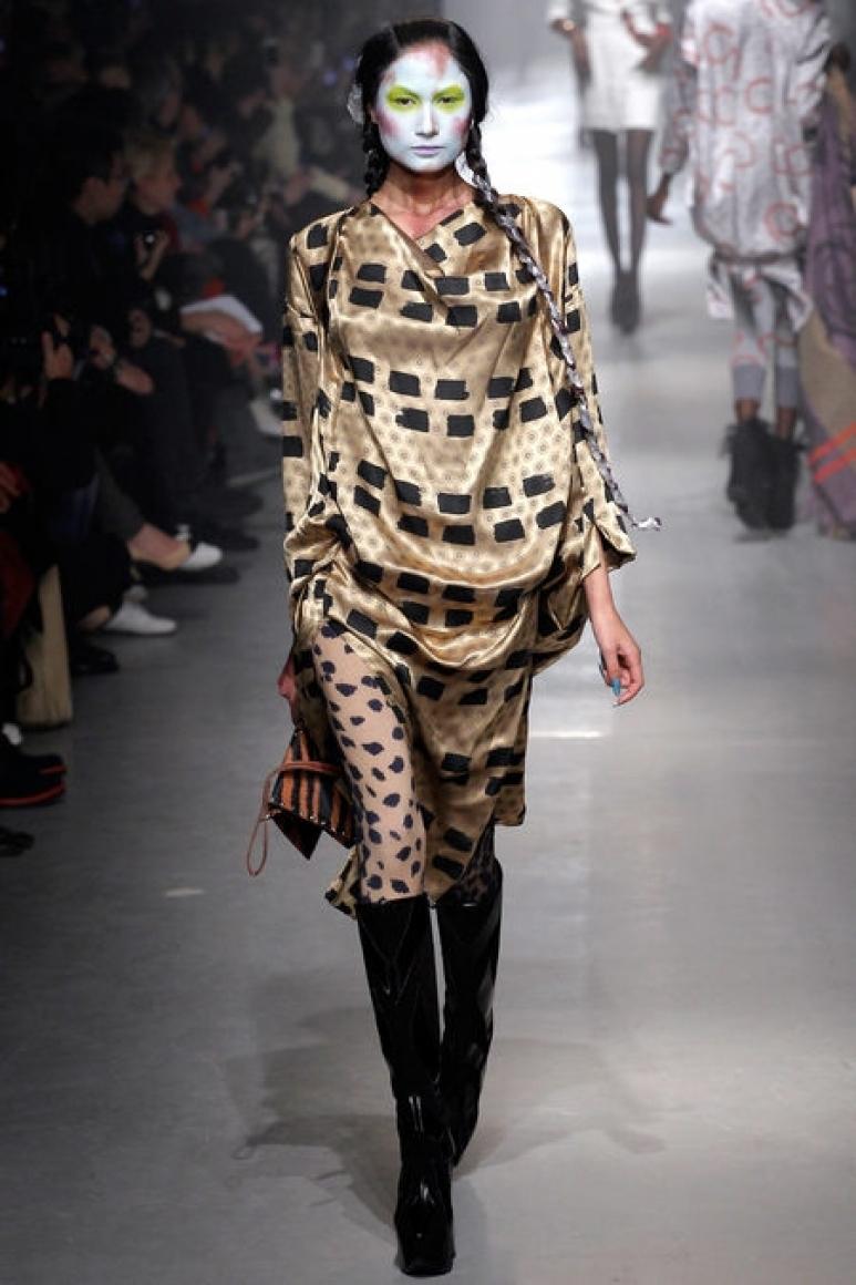 Vivienne Westwood осень-зима 2013/2014 #47