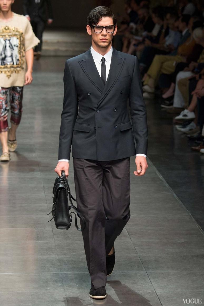 Dolce & Gabbana Menswear весна-лето 2016 #73