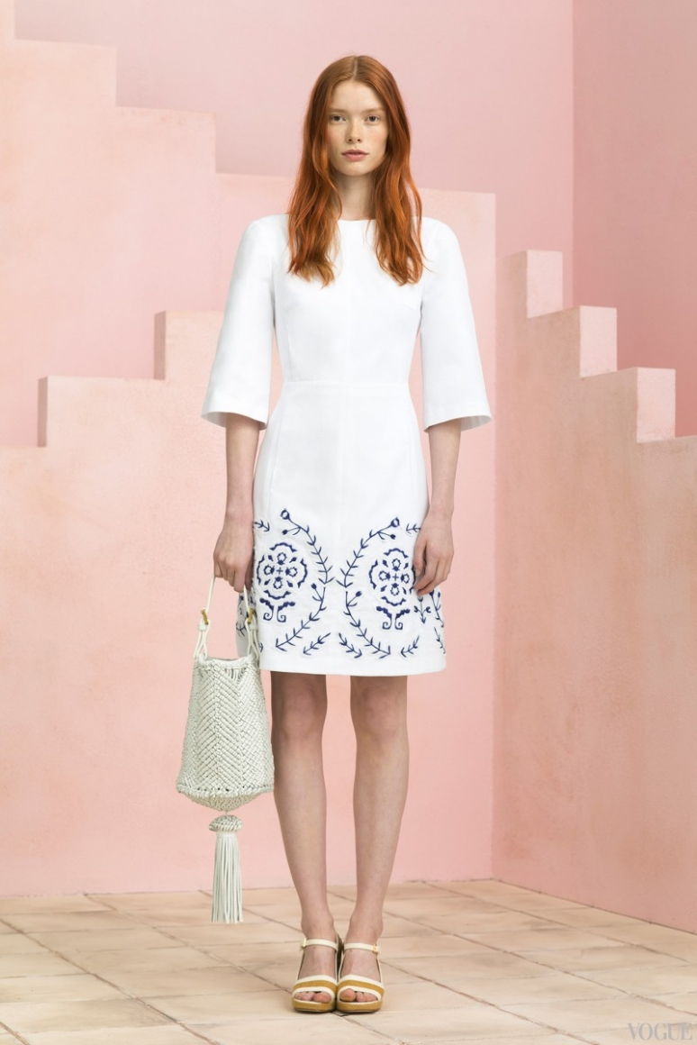 Tory Burch Resort 2015 #23