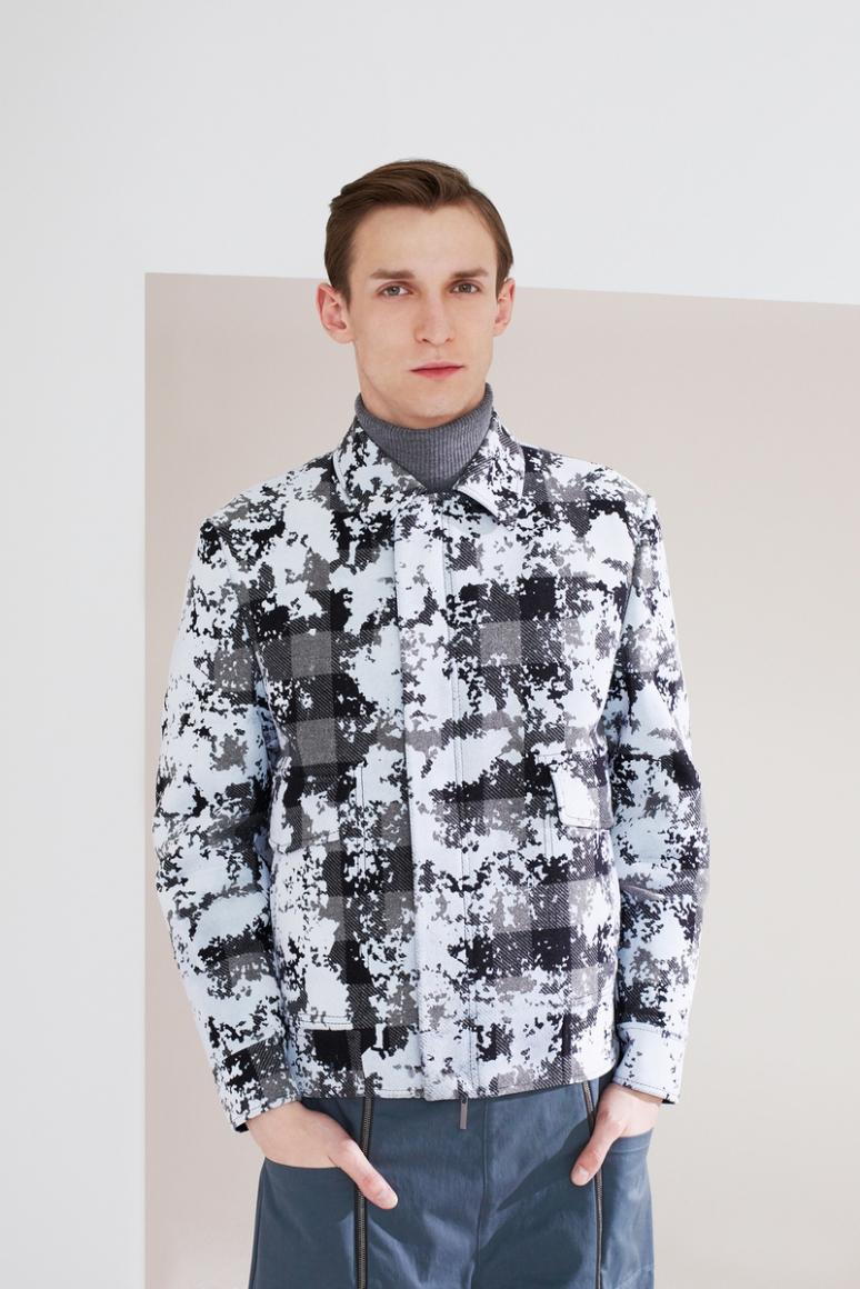 Chalayan Menswear осень-зима 2015/2016 #2