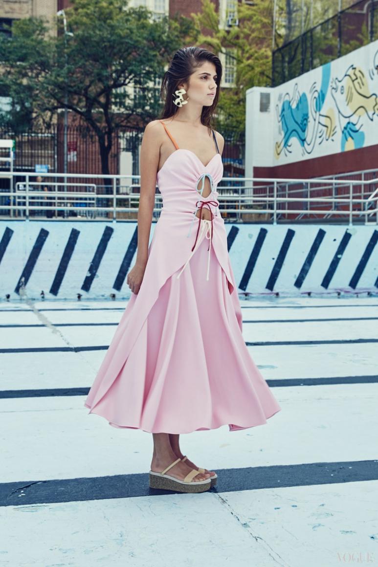 Rosie Assoulin весна-лето 2016 #13