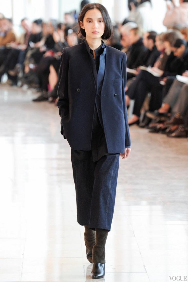 Christophe Lemaire осень-зима 2014/2015 #27