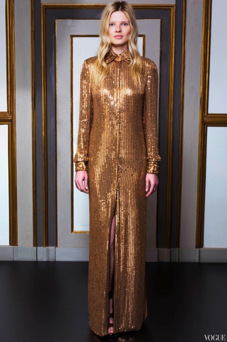 Emilio Pucci Couture весна-лето 2013 #4