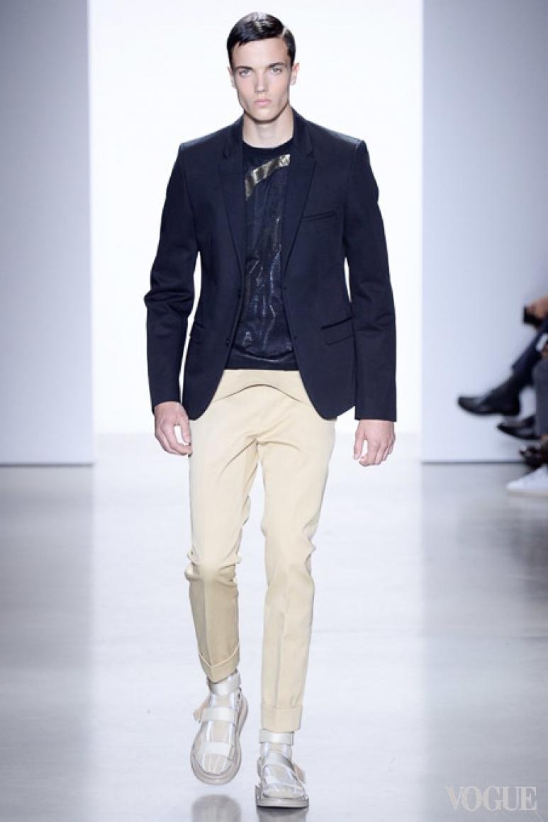 Calvin Klein Menswear весна-лето 2016 #41