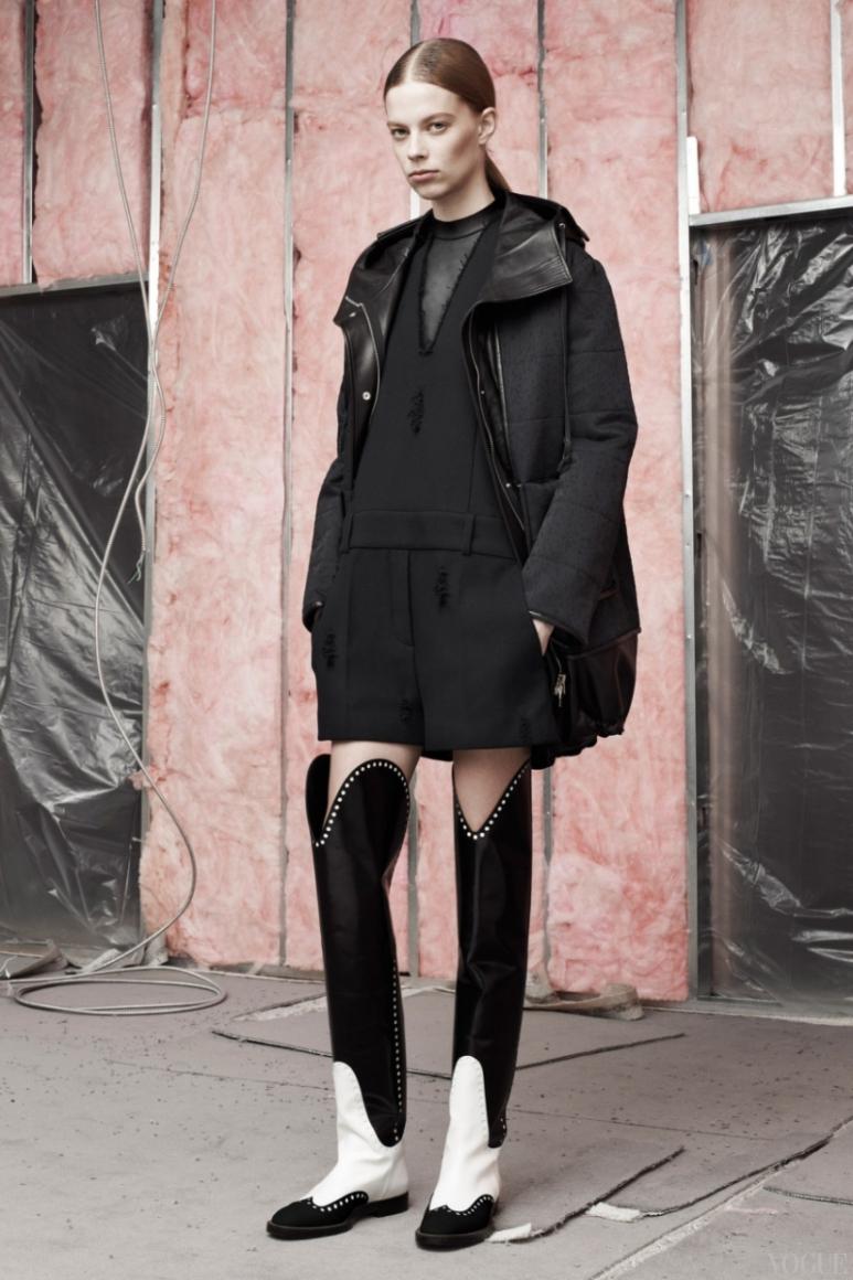 Alexander Wang Couture весна-лето 2013 #2