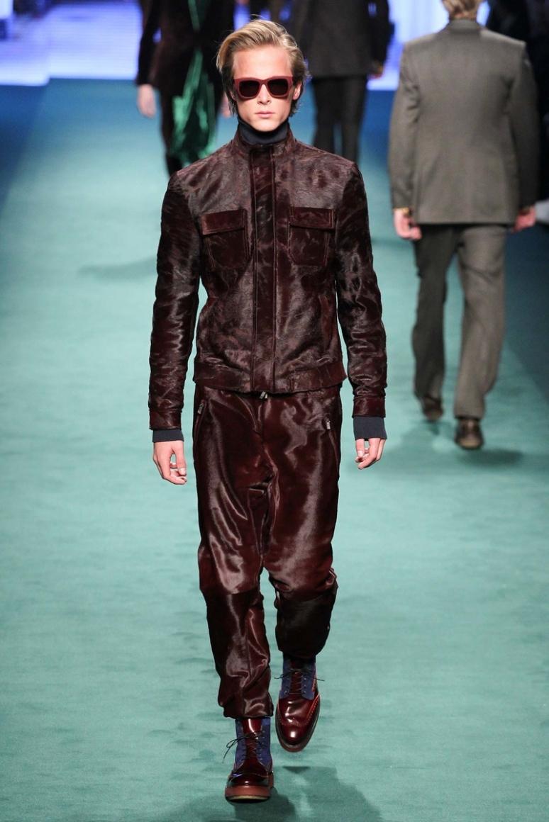 Etro Menswear осень-зима 2015/2016 #11