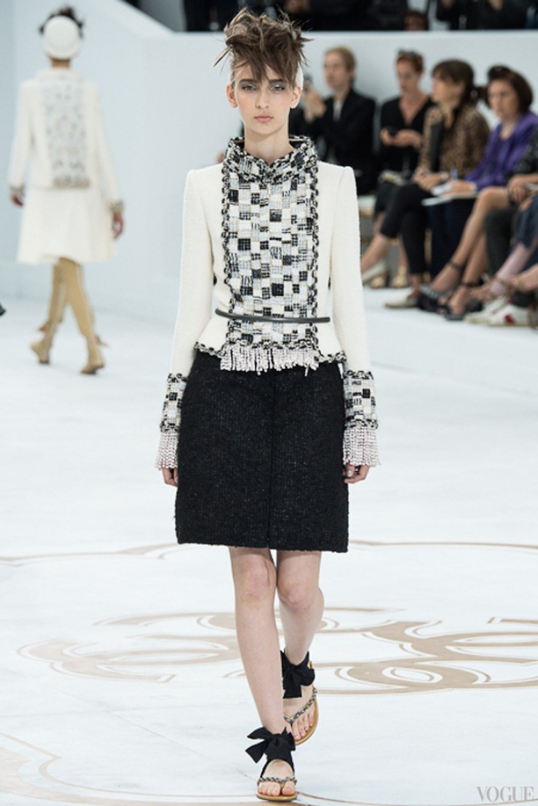 Chanel Couture осень-зима 2014/2015 #69