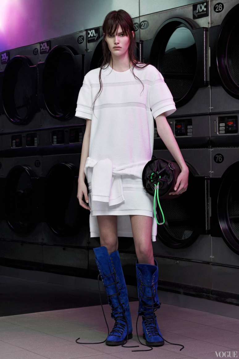 Alexander Wang Resort 2015 #11