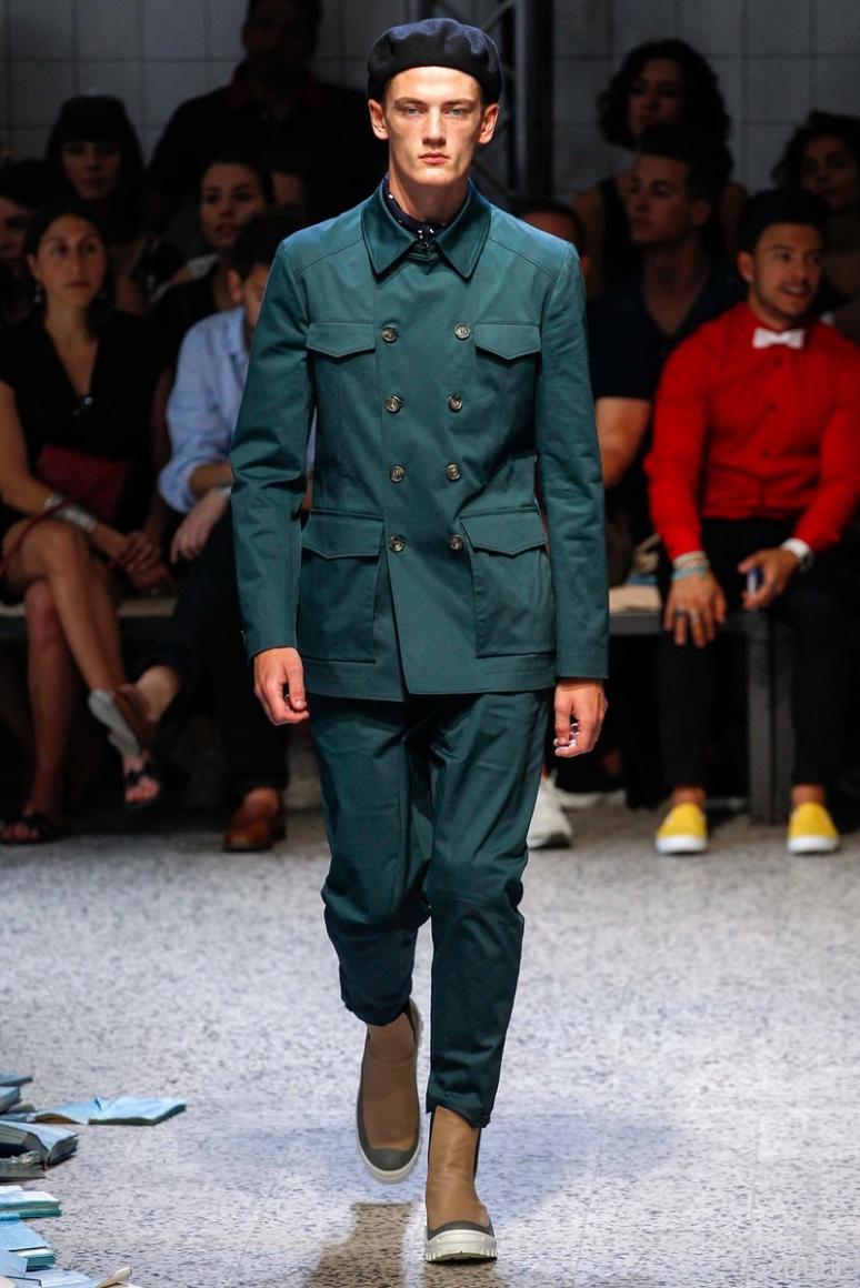 Antonio Marras Menswear весна-лето 2016 #9