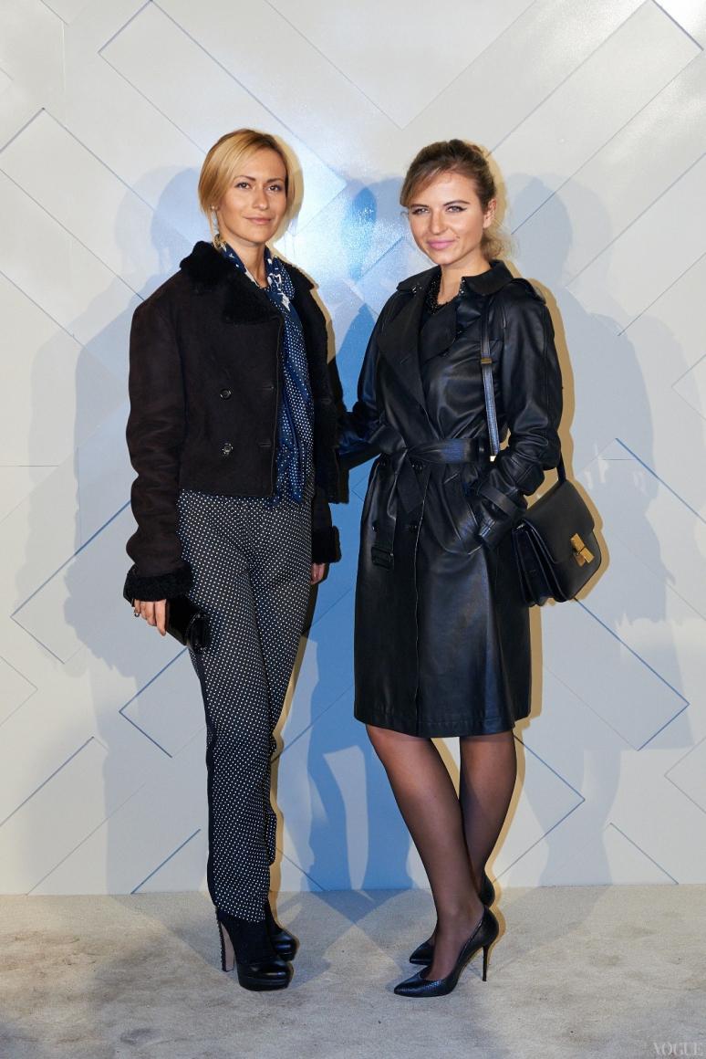 Алиса Илиева и Мария Гаркушина