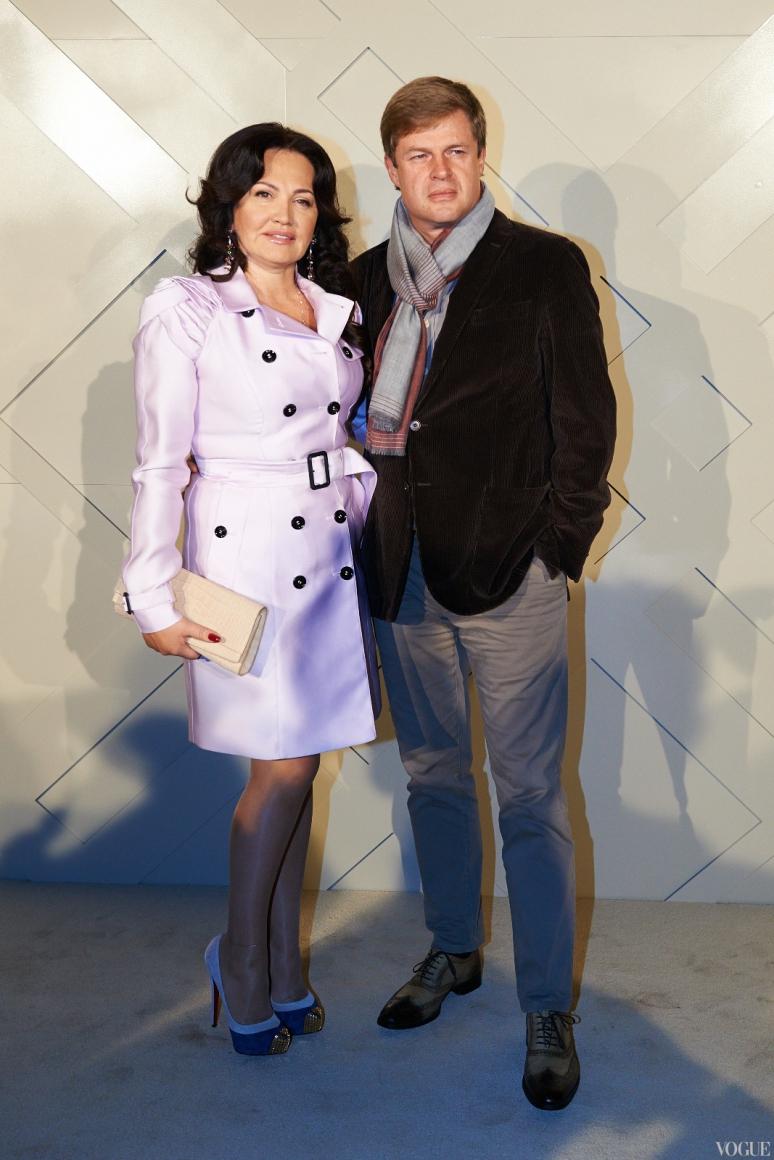 Оксана и Михаил Кавицкие