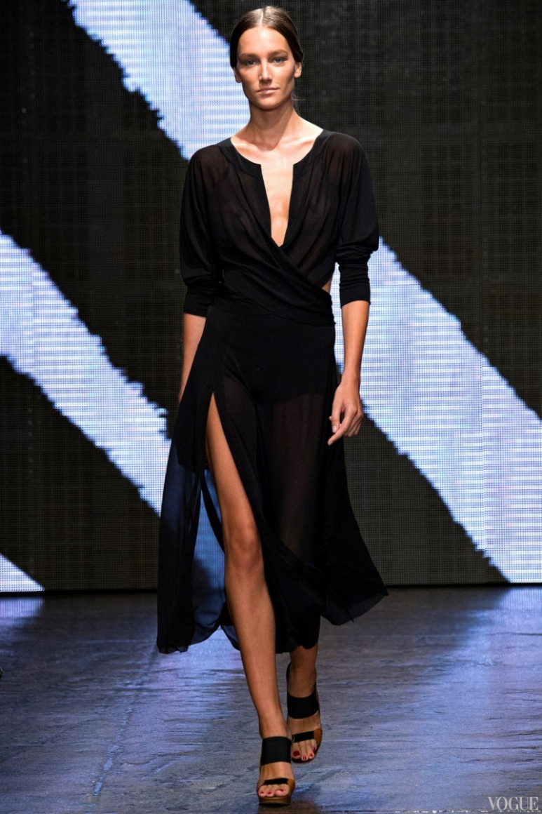 Donna Karan весна-лето 2015 #29