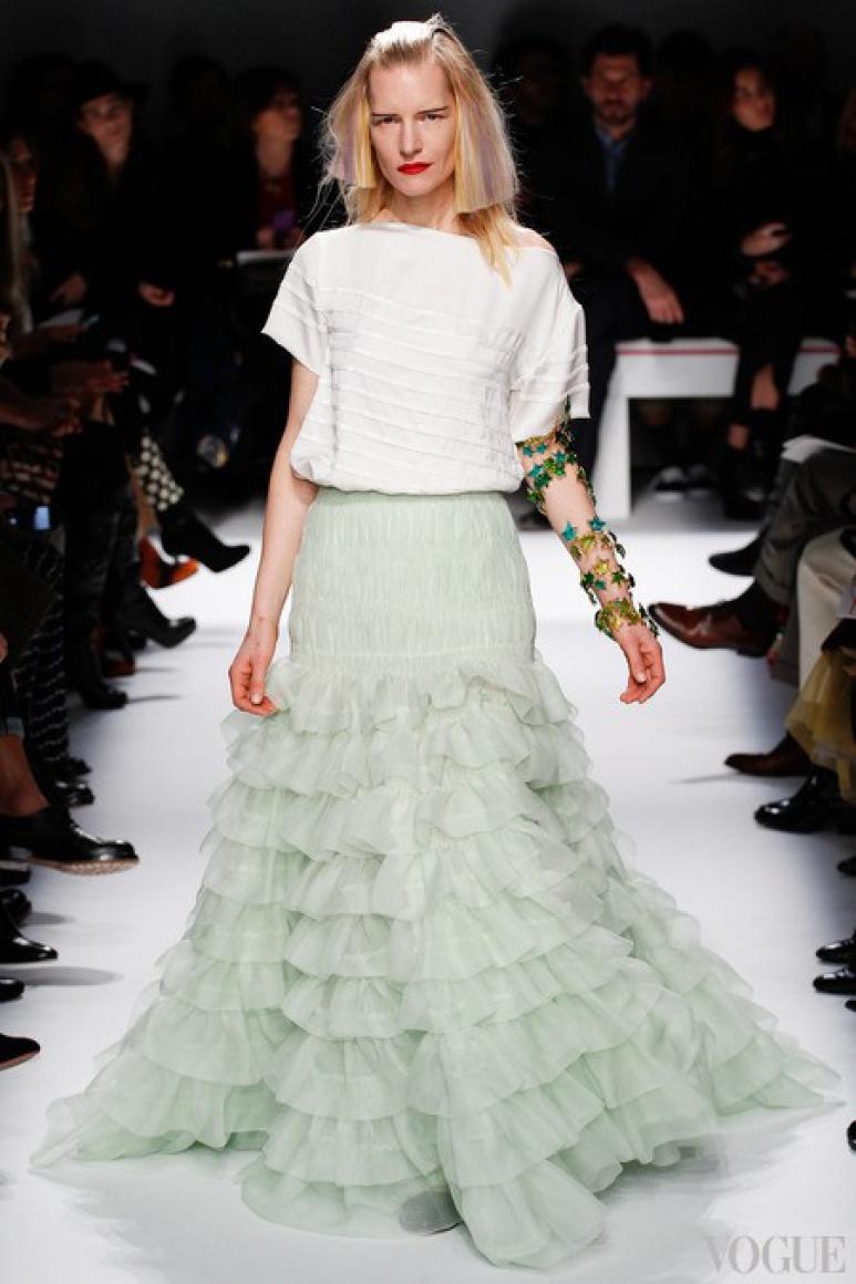 Schiaparelli Couture весна-лето 2014 #3
