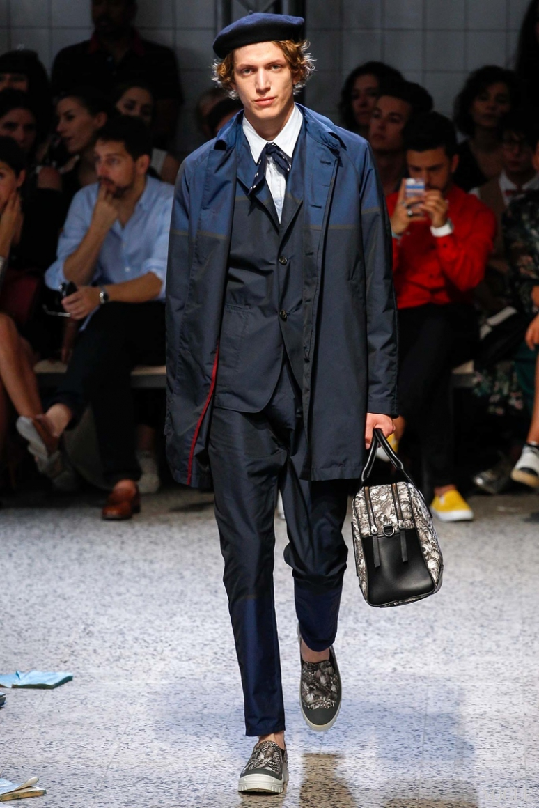 Antonio Marras Menswear весна-лето 2016 #25