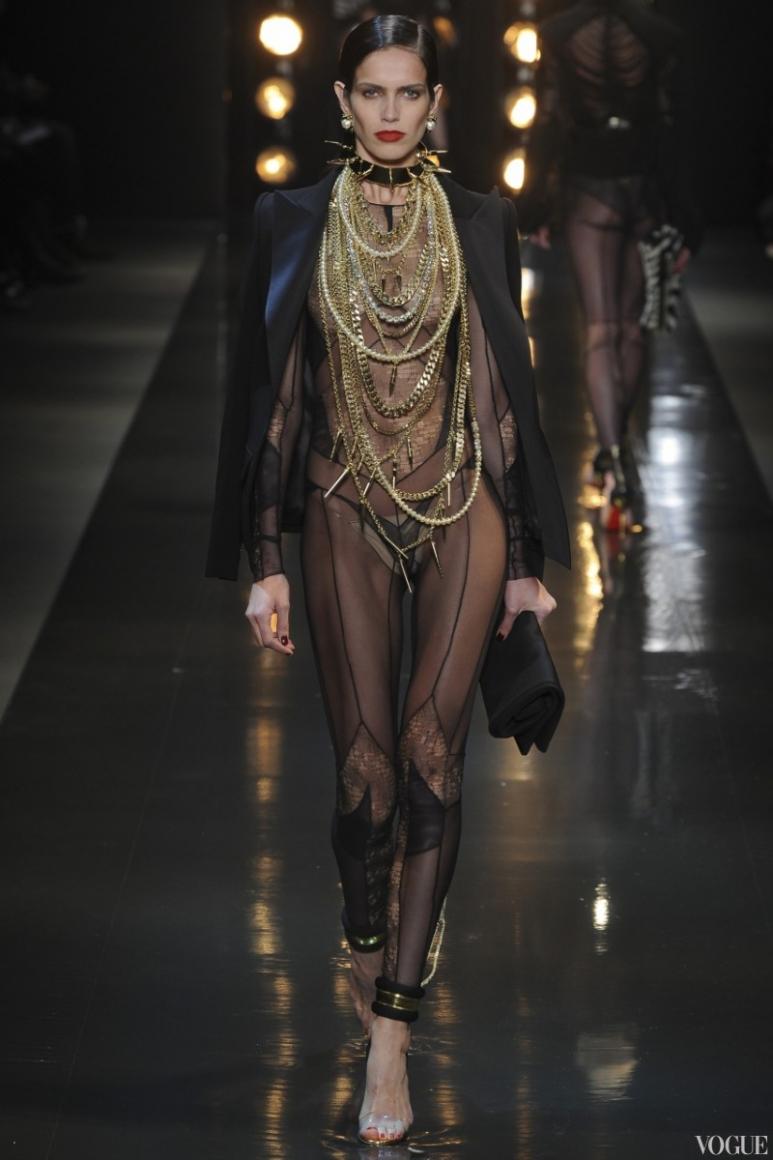 Alexandre Vauthier Couture весна-лето 2014 #12