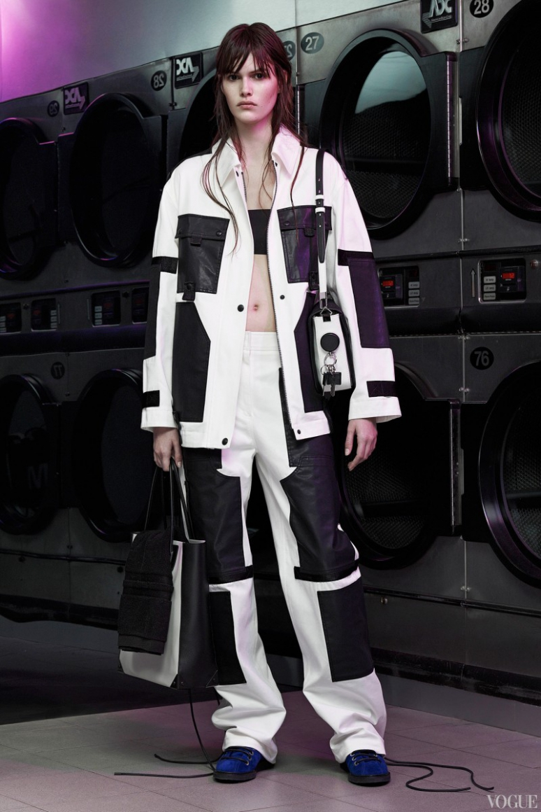 Alexander Wang Resort 2015 #18