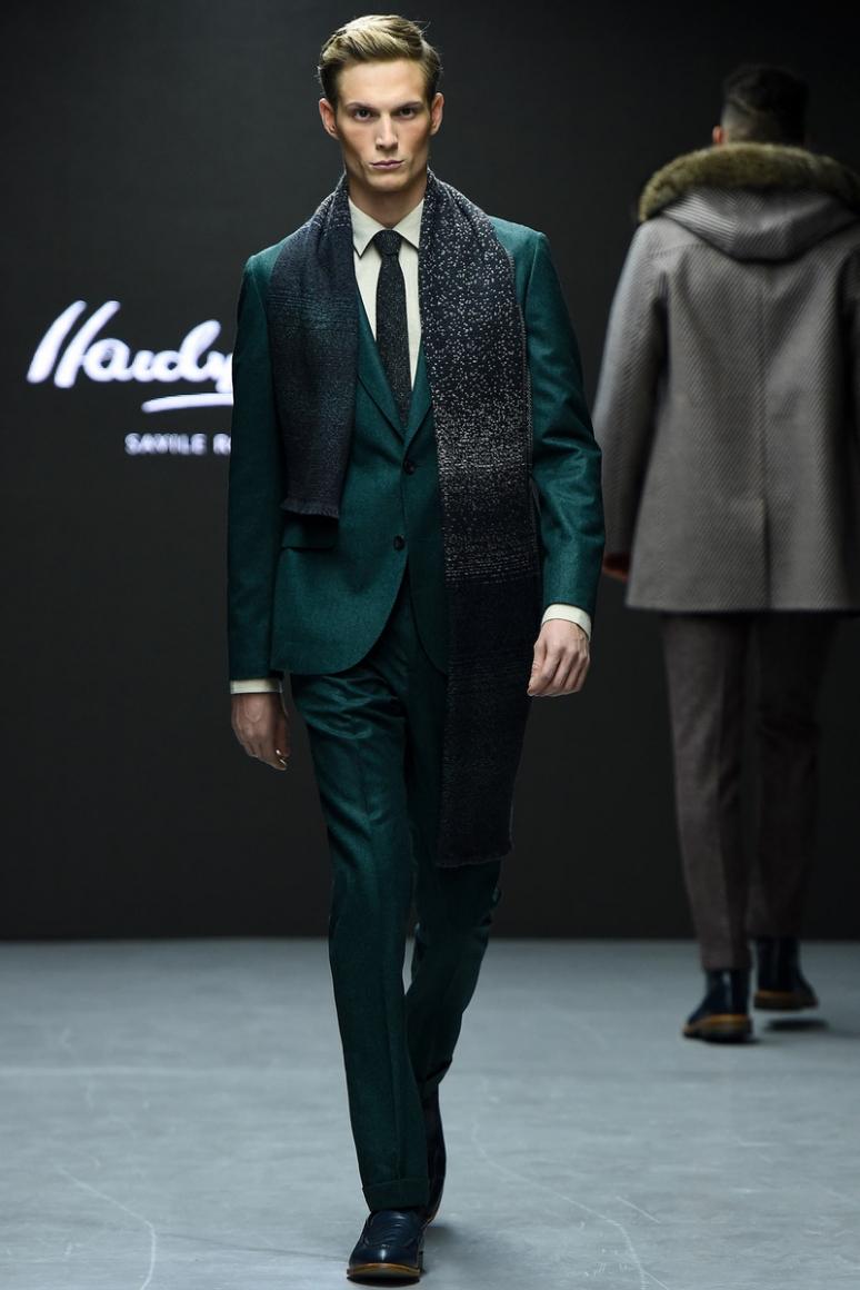 Hardy Amies Menswear осень-зима 2015/2016 #22