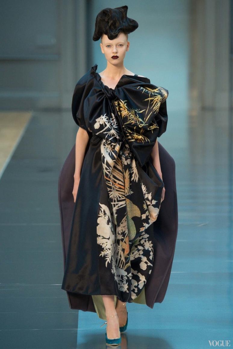 Maison Martin Margiela Couture осень-зима 2015/2016 #12