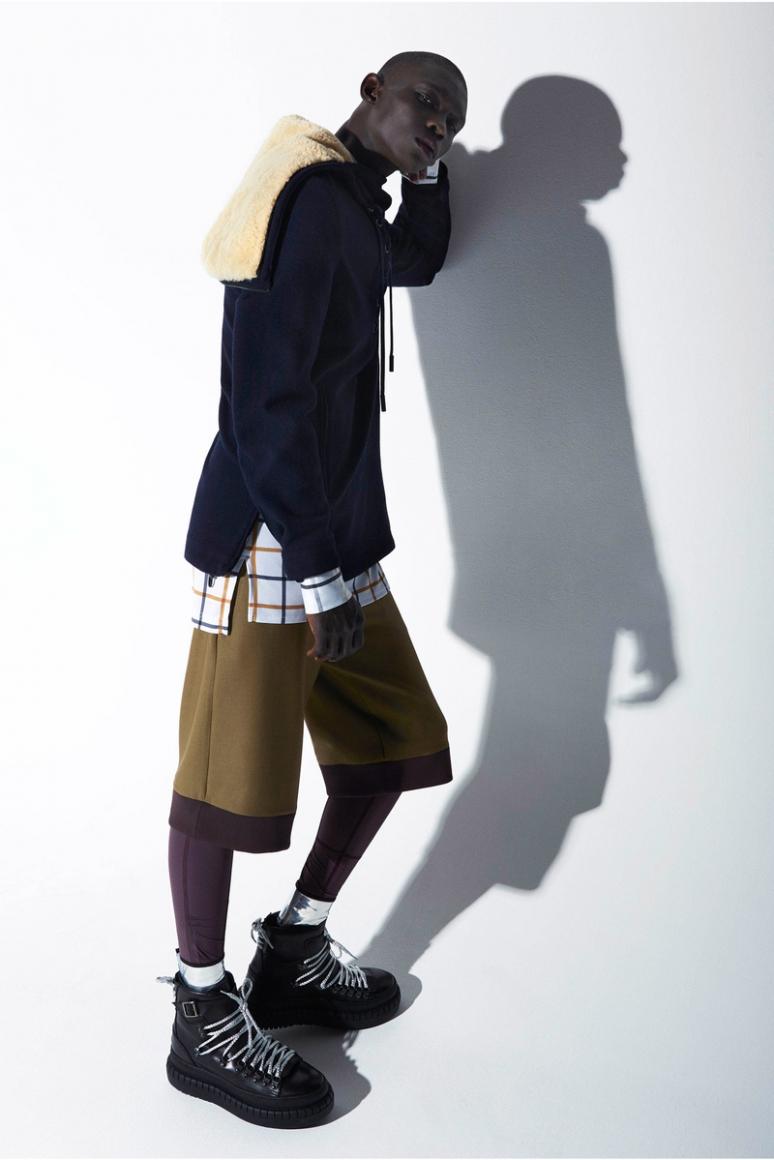 Acne Menswear осень-зима 2015/2016 #10