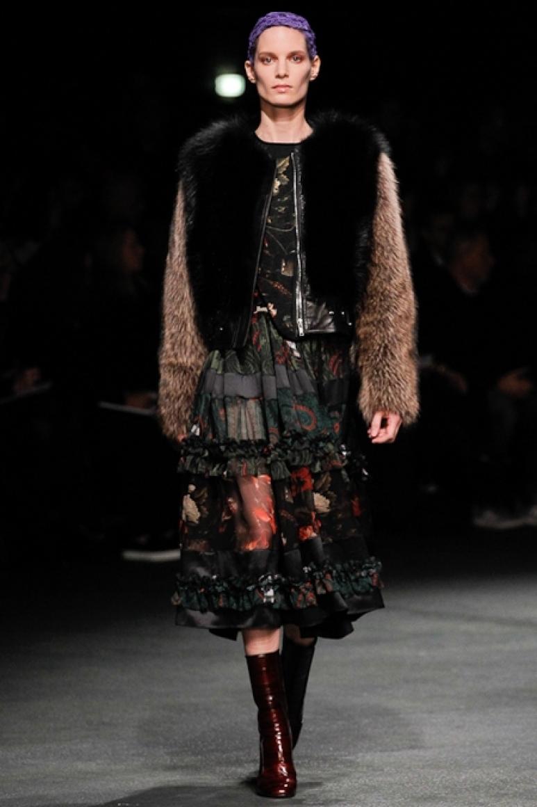 Givenchy осень-зима 2013/2014 #36