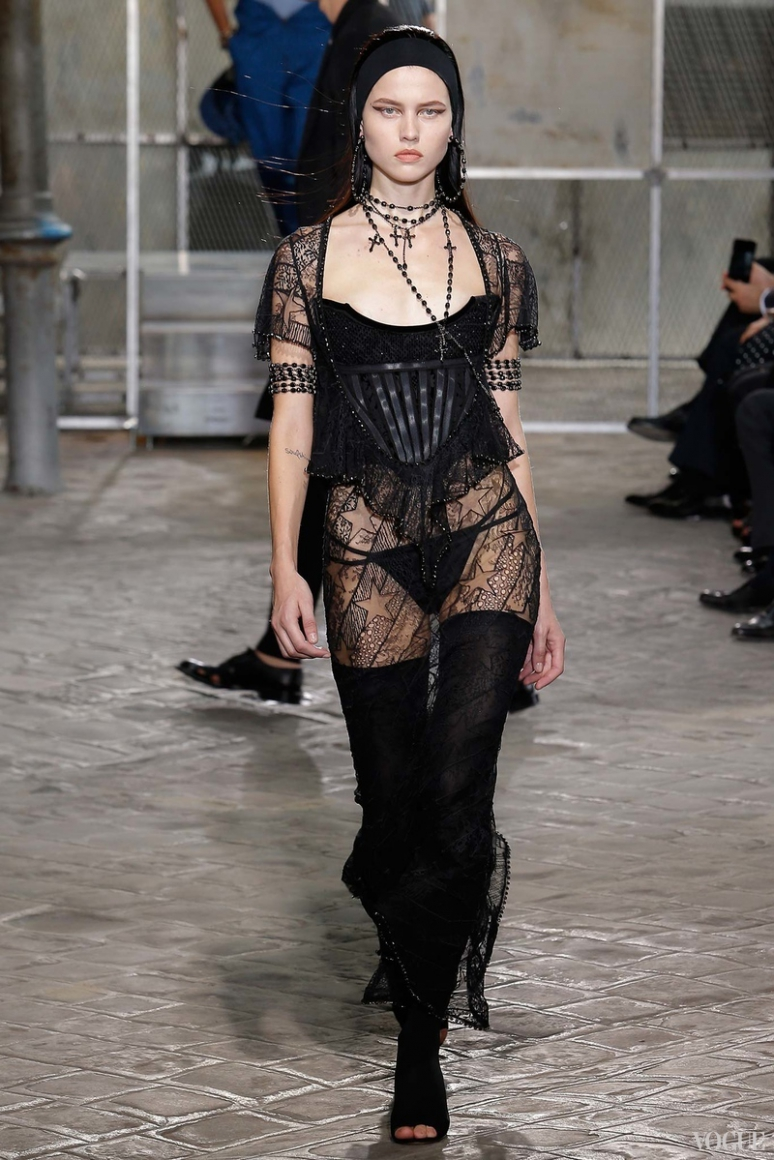 Givenchy Menswear весна-лето 2016 #48
