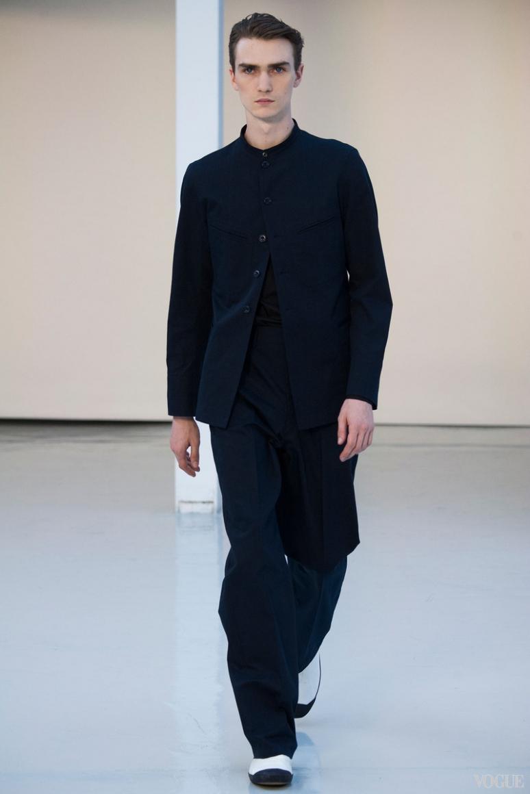 Lemaire Menswear весна-лето 2016 #7