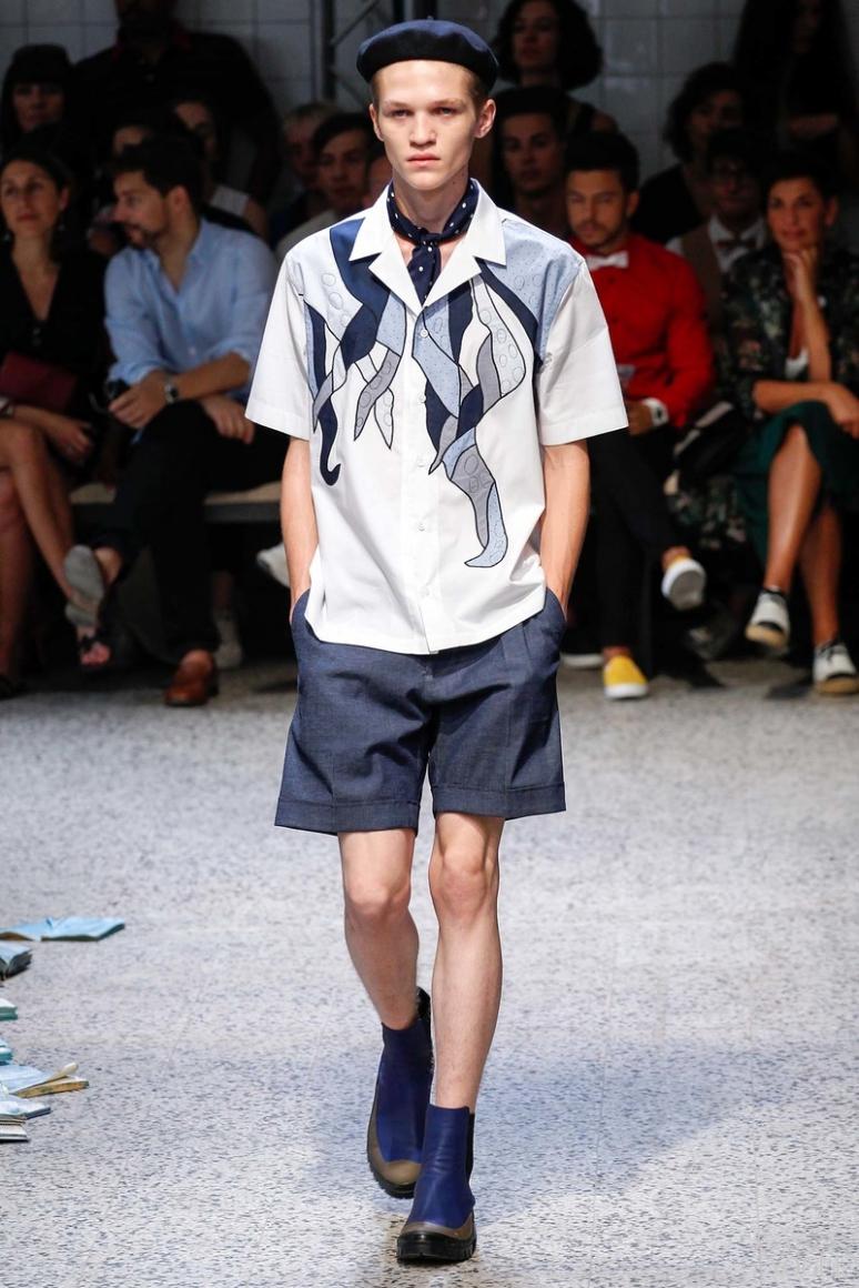 Antonio Marras Menswear весна-лето 2016 #30