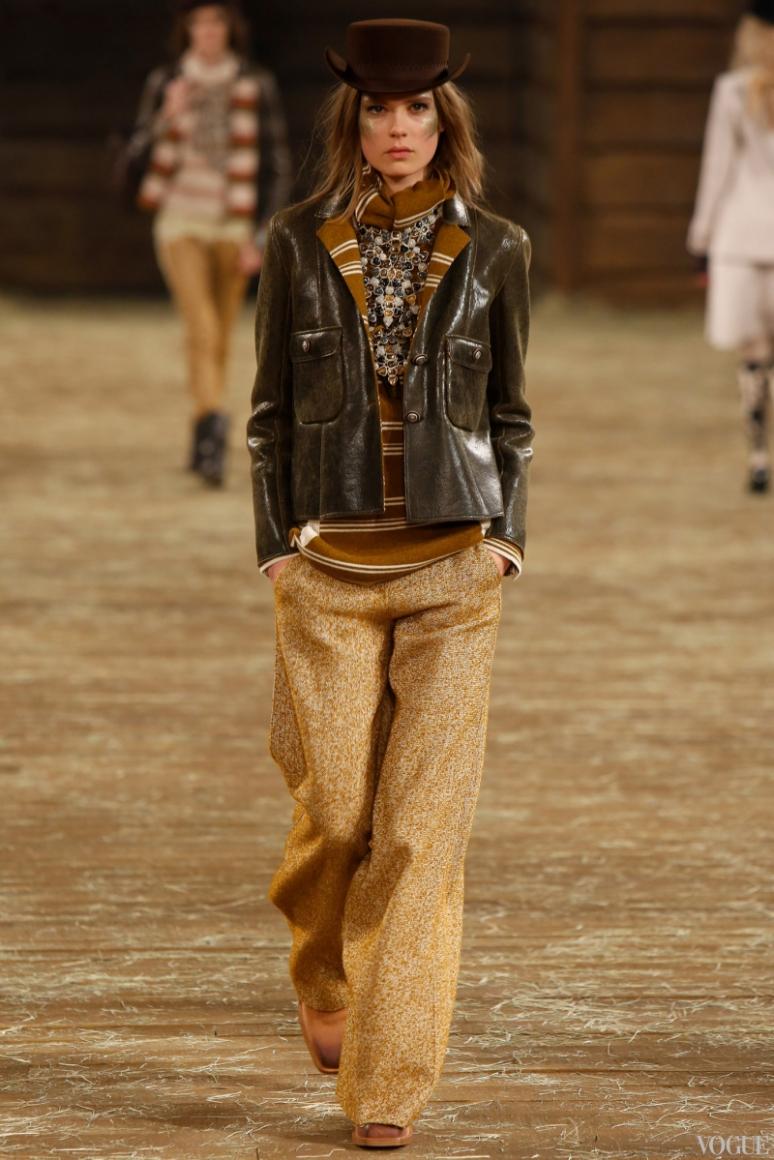 Chanel Couture весна-лето 2013 #90
