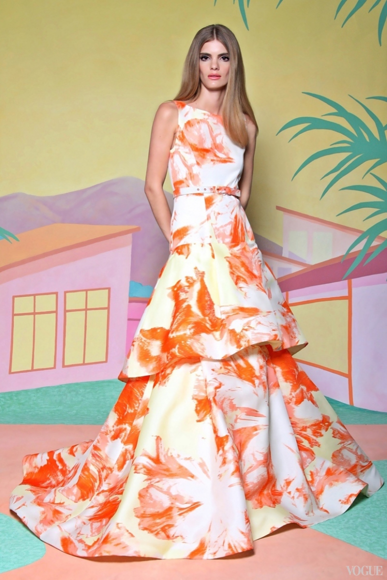 Christian Siriano Resort 2016 #22