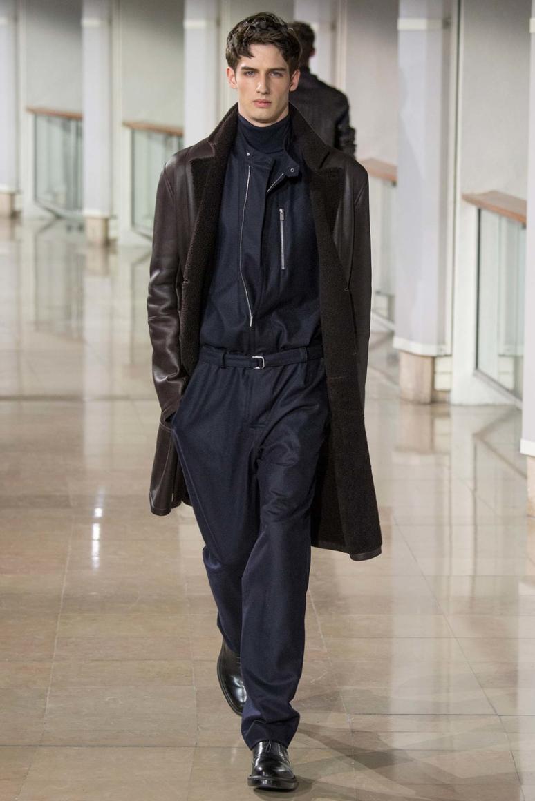 Hermes Menswear осень-зима 2015/2016 #13
