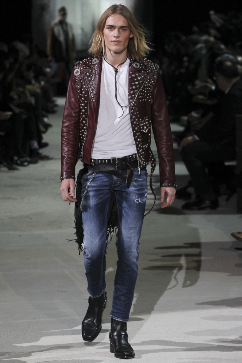 Dsquared? Menswear осень-зима 2015/2016 #38
