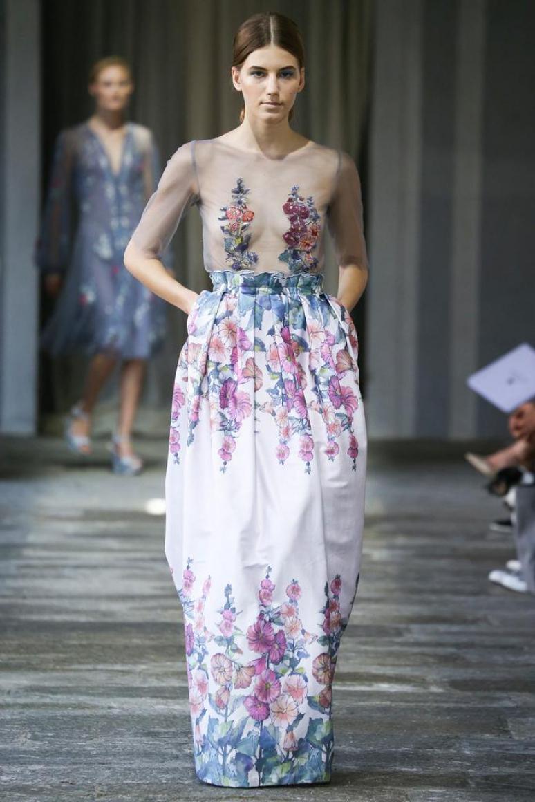 Luisa Beccaria весна-лето 2015 #34