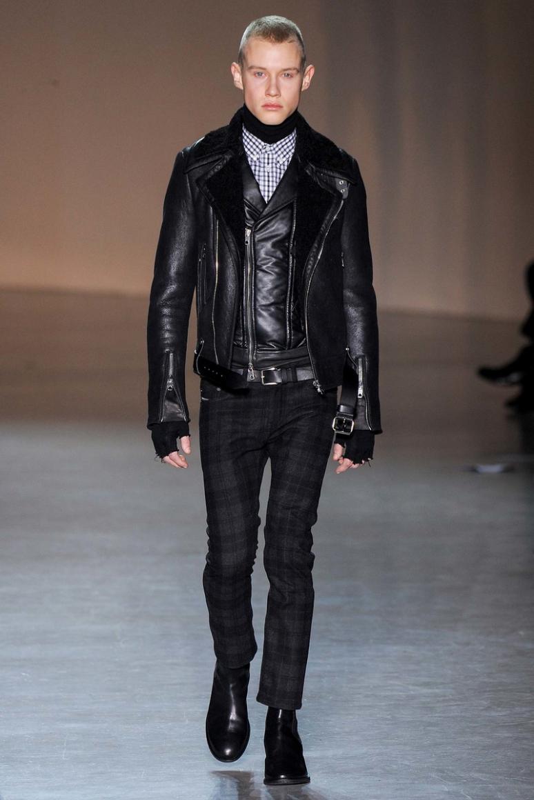 Diesel Black Gold Menswear осень-зима 2015/2016 #15