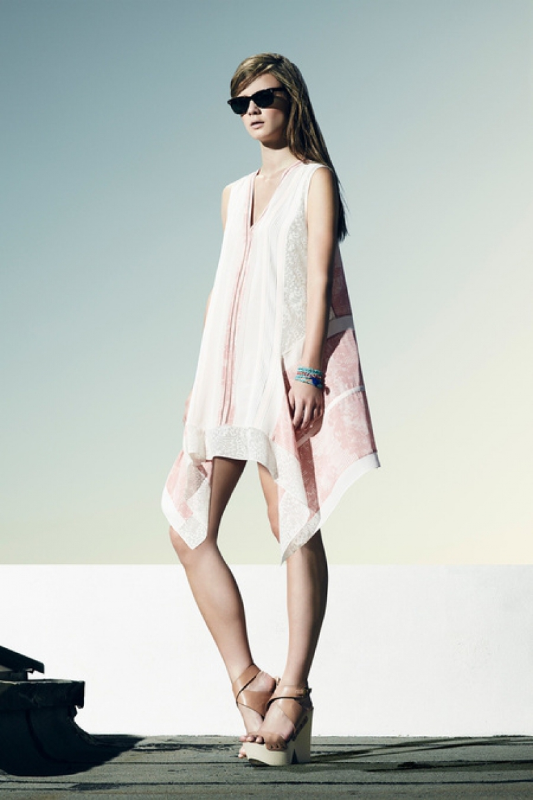 BCBG Max Azria Resort 2014 #28