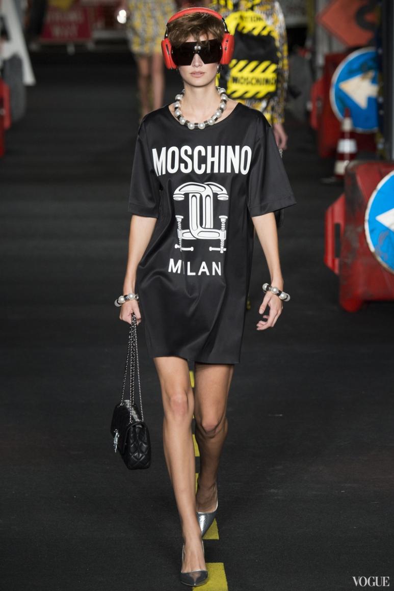 Moschino весна-лето 2016 #31