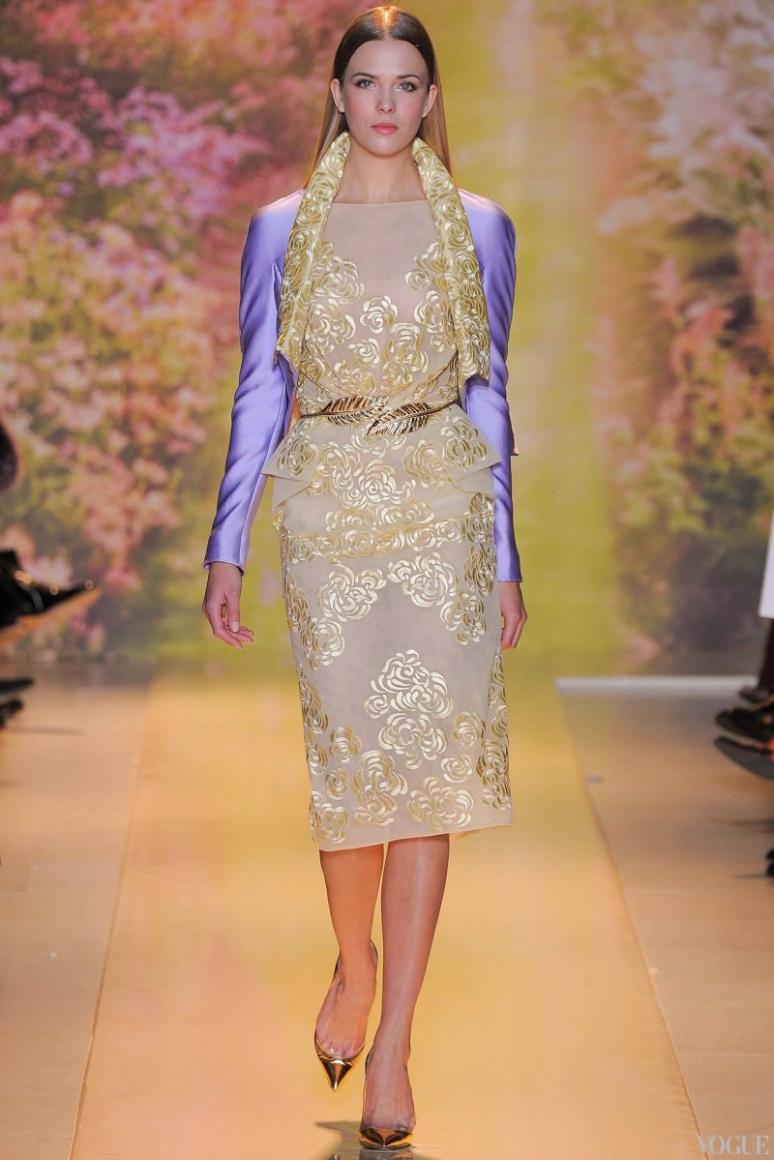 Zuhair Murad Couture весна-лето 2014 #9